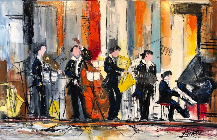 le Concert de Jazz 40 M