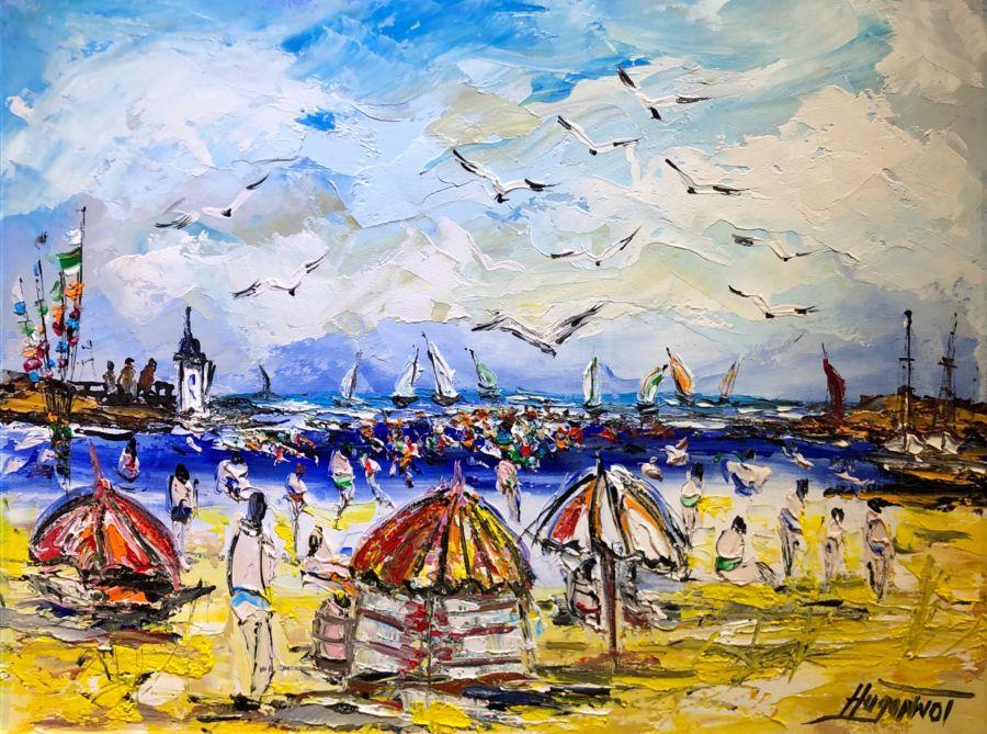 La plage 5F