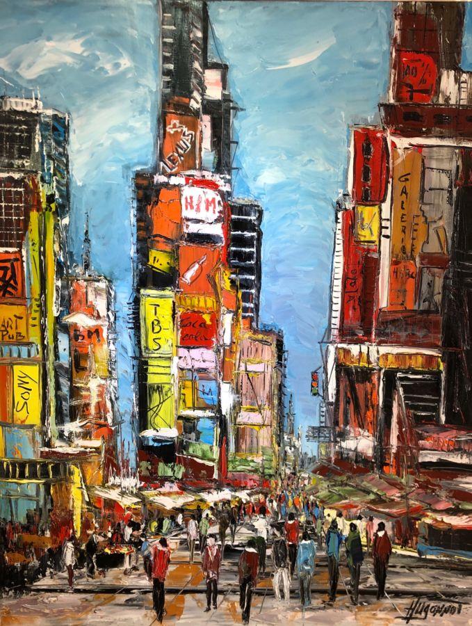 week end à new york 60 x30